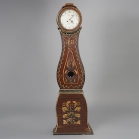 Antique item - Swedish Mora Clock