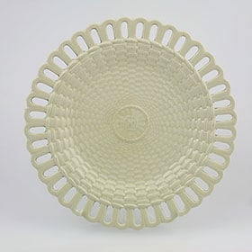 Antique item - Wedgwood Cream Ware Plate