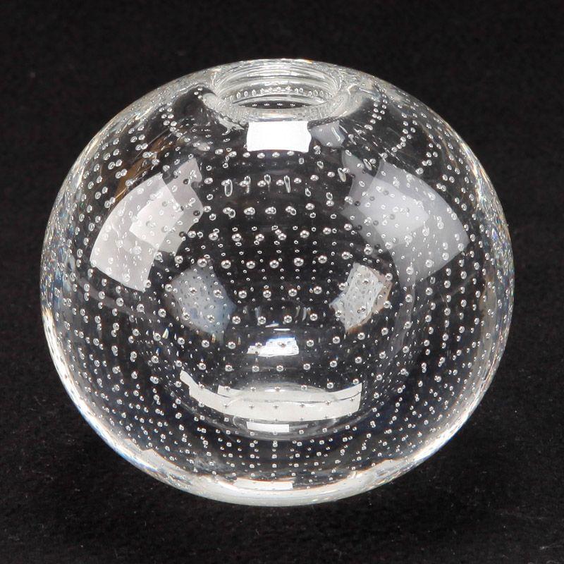 small mid century round art glass bullicante vase item 5894. Black Bedroom Furniture Sets. Home Design Ideas