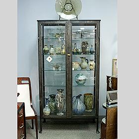 Glass Door Display Cabinet - Furniture - Antique - Compare Prices