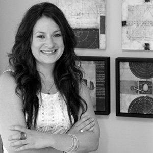 Photo of designer Carrie Long