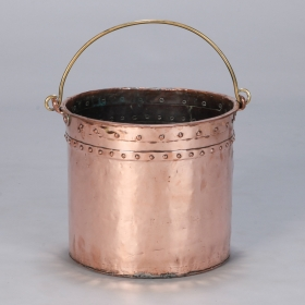 Photo of antique Large 19th Century Copper Pot