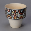 Roger Capron Vallauris Ceramic Flower Pot Planter