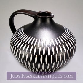 photo of sold item  Wilhelm and Elly Kuch Studio Pottery Jug